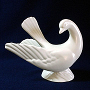 Cemar of California Pottery Dove Bird Figurine