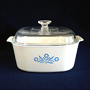 Corning Ware Cornflower 5 Liter Dutch Oven Casserole