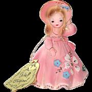 Josef Originals Southern Bell Girl Figurine
