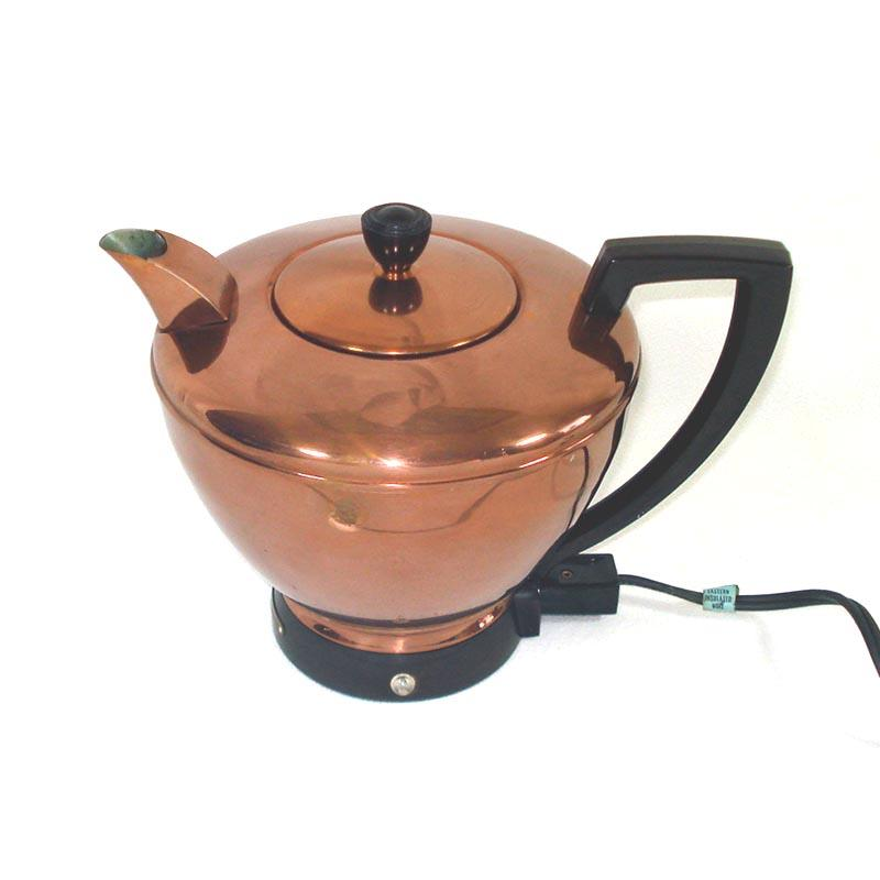 how to clean hot water kettle