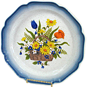 Mikasa Garden Treasures Dinner Plate, 12 Available