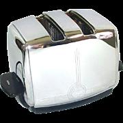 Sunbeam 1950s T-20C Toaster Spotless Chrome