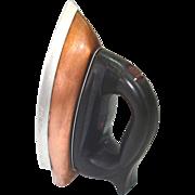 Copper Sunbeam Ironmaster Electric Iron