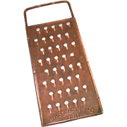 Fels Naptha Solid Copper Grater Soap Chipper