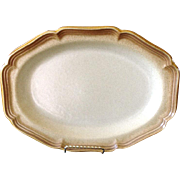 Mikasa Whole Wheat 14 Inch Oval Serving Platter