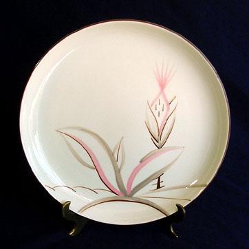 Winfield China Dragon Flower Dinner Plate