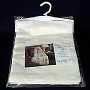 Charles Craft Lady Elizabeth Afghan For Cross Stitch