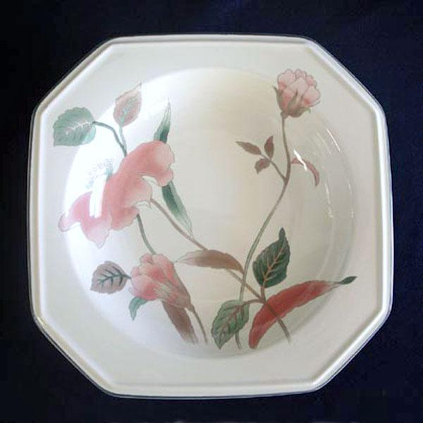 Mikasa Silk Flowers Soup Bowl - 5 Available