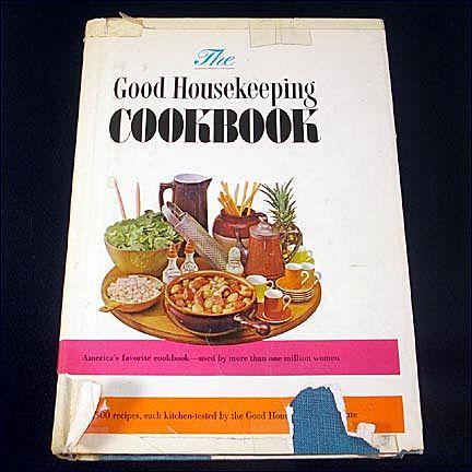 1963 Good Housekeeping Cookbook Hardcover