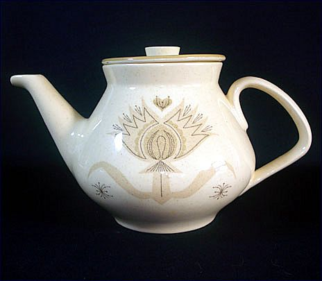 Franciscan Spice Teapot
