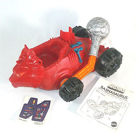Bashasaurus 1985 He Man Masters Of The Universe Toy