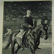 """The King of Sweden""  (1950')"