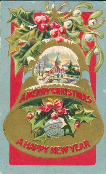 """Christmas Bell""  (1910')"