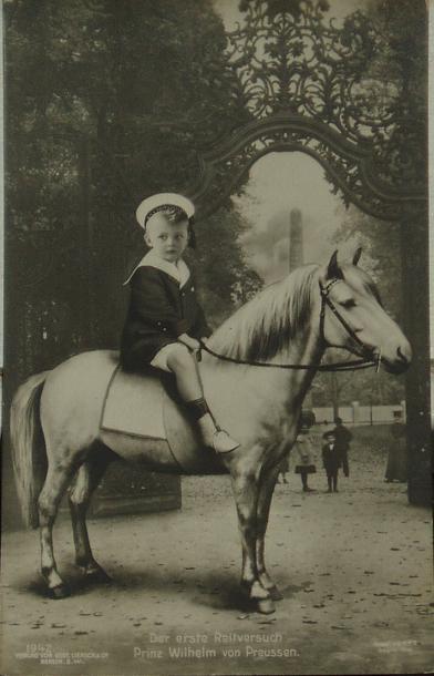 """""""Royal Rider""""  (1908)"""