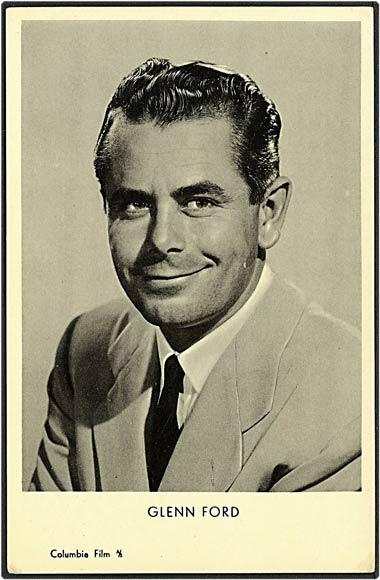 """""""Glenn Ford""""  (1950')"""