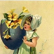 """Easter Wishes""  (1908)"