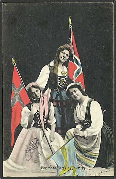"""Scandinavia""  (1908)"