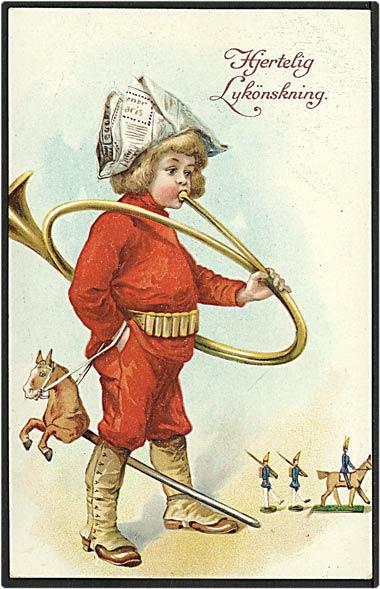 """Little Trumpeter""  (1910')"