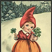 """""""Little Red Riding Hood""""  (1930)"""
