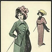 """Vogue""  (1910')"