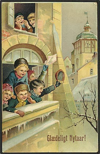 """Happy New Year""  (1920')"