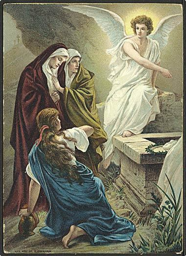 Quot Resurrection Quot 1901 Cornucopia Postcards Ruby Lane