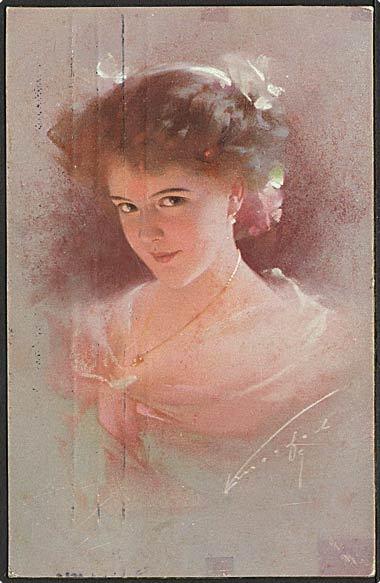"""Beauty""  (1910)"