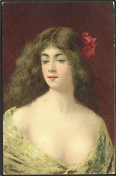 """Young Beauty""  (1920')"