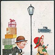 """""""Shop till you drop""""  (1951)"""
