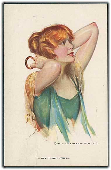 """A Ray of Brightness""  (1919)"