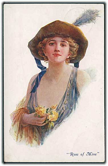"""Rose of Mine""  (1919)"