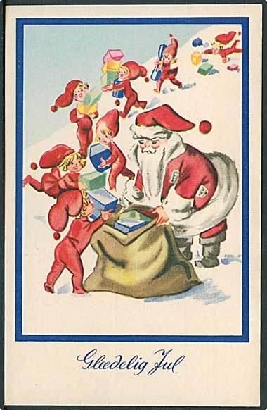 """Santa Claus""  (1950')"