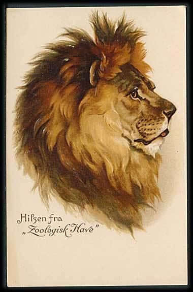 """""""Lion King""""  (1910')"""