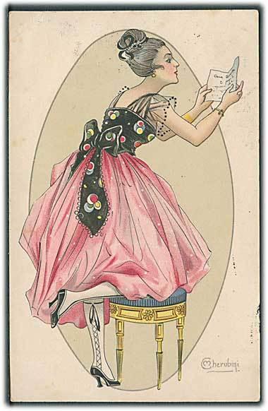 """Valentine""  (1918)"