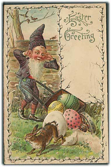 """Easter Greeting""  (1907)"