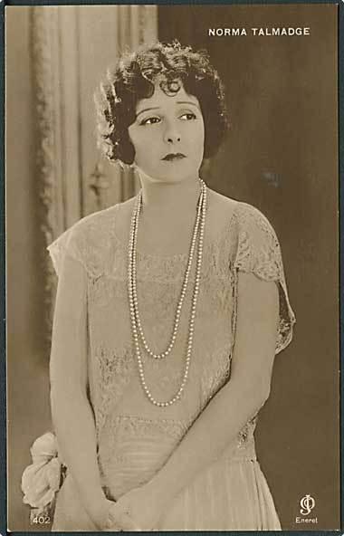 """Norma Talmadge""  (1920')"