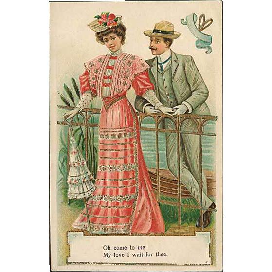 """Sweethearts""  (1908)"