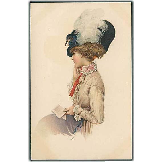 """""""Bird's Nest""""  (1920')"""