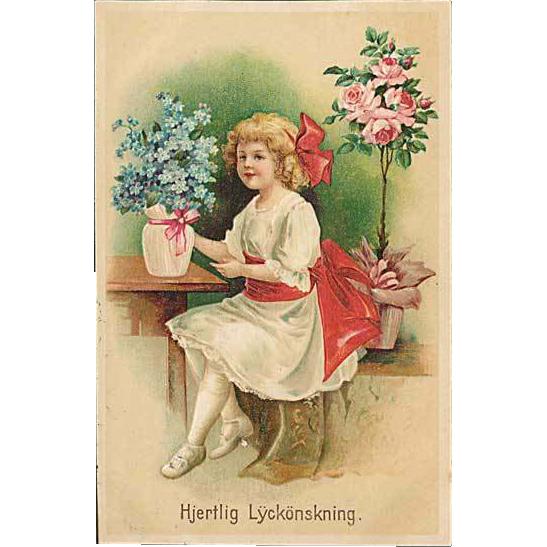 """Greetings""  (1912)"