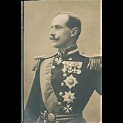 """""""King Haakon VII""""  (1906)"""