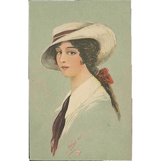"""American Girl""  (1920)"