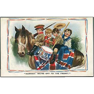 """Patriotic Kids""  (1930')"
