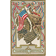 """Thanksgiving Greetings""  (1908)"