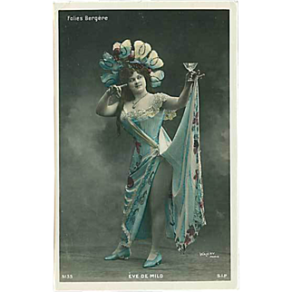 """Folies Bergere""  (1907)"