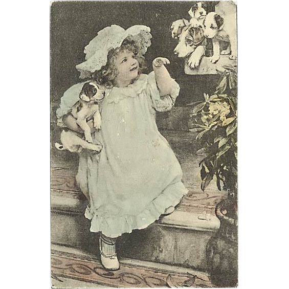 """""""Little Girl"""" (1907)"""