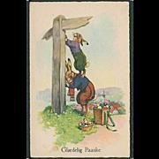 """""""Easter Bunnies""""  (1931)"""
