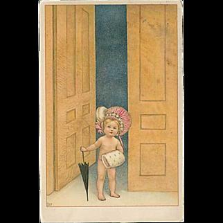 """""""Cutie""""  (1916)"""