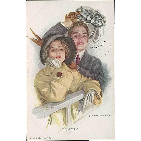 """Farewell""  (1916)"