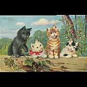 """""""Kittens""""  (1926)"""