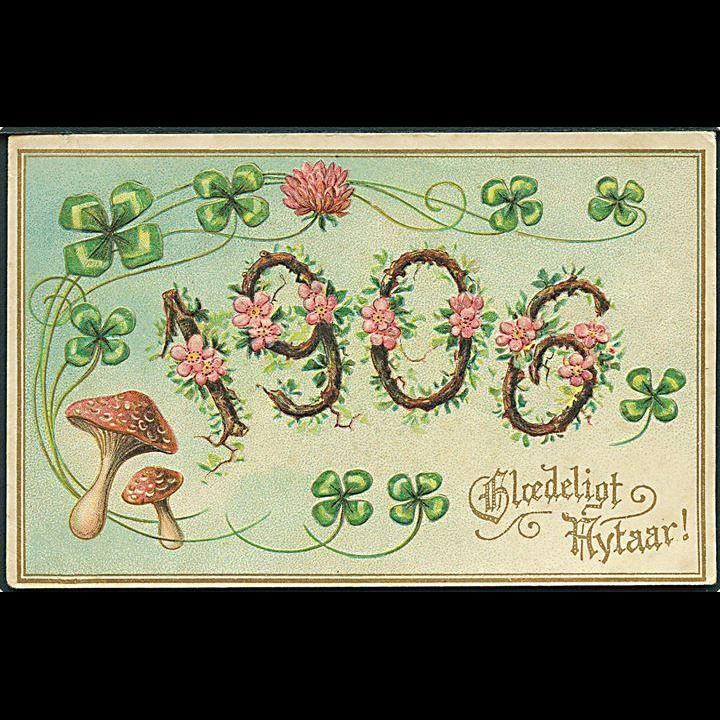 """Happy New Year (1906)"